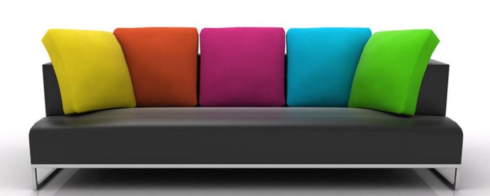 sélection premium 7760e 6f44d Comment choisir la bonne couleur de canapé - Autour d'un canapé